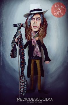 Steven Tyler Aerosmith, Widescreen Wallpaper, Celebrity Wallpapers, Zebras, Music Stuff, Indian Art, Textile Art, Bad Boys, Art Dolls