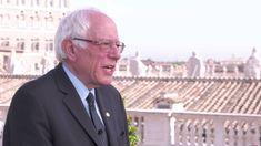 4/17/16 On the Road: Vatican City   Bernie Sanders