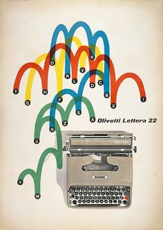 Miss Tracey Nolan: Current Obsession: 1950s Italian Graphic Design