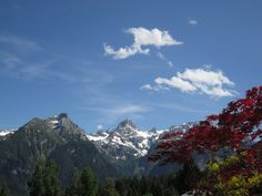 Brandnertal / Zimba Mountain