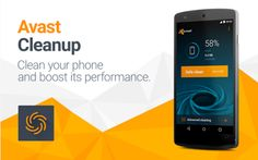 Avast Cleanup - speed booster         Avast brings you its highly effective junk
