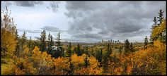 Edmonton River Valley In Fall Colors One With Nature, Scenery, Seasons, River, Colors, Fall, Autumn, Landscape, Seasons Of The Year