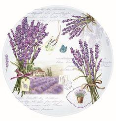 Levendulás transzfer képek | PaGi Decoplage Lavender Decor, Lavender Flowers, Lavander, Mod Podge Crafts, Free Stencils, Borders For Paper, Decoupage Paper, Bullet Journal Inspiration, Vintage Cards