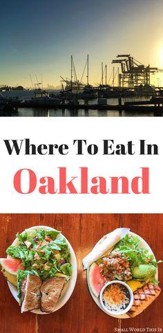 19 Best Oakland Food Images In 2019 Oakland Food Bay Area