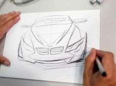 Learning How to Draw Cars.    A reference page for anyone interested in learning to draw cars. The best books, DVDs and free online resources for developing good foundation skills and learning professional car drawing techniques.
