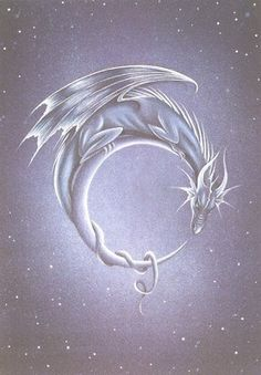 Dragon Moon by jagalbreth