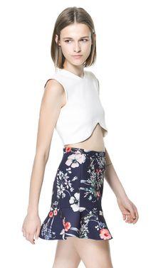 Shop Flattering Crop Tops For Summer   StyleCaster