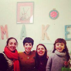 La Vida lalala...: Mila en Montevideo (aguanten las redes sociales y las redes humanas!)