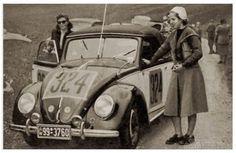 VW typ 15 Hebmüller. Década 1950