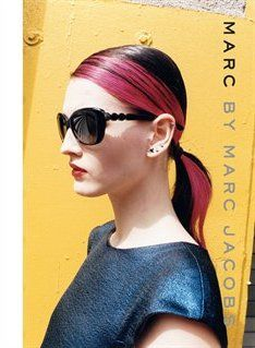 Marc by Marc Jacobs Eyewear Inverno 2012