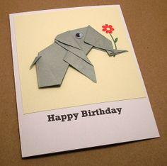 Fototapeta Origami Elephant Slon Afryka Pixers Pl Diy