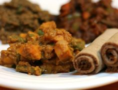 Ethiopian sweet potato stew + more Ethiopian recipes, fun vegan blog
