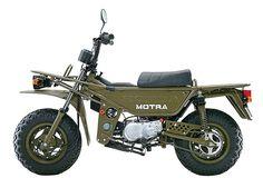 Honda motra / ホンダ モトラ                                                                                                                                                                                 もっと見る