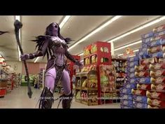 I've never seen this before but :o.....World Of Warcraft Mountain Dew Game Fuel Commercial. TOTALLY EPIC!