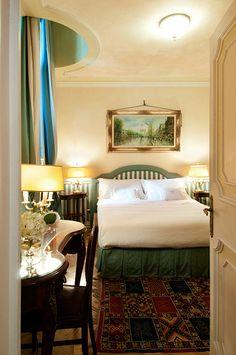 Petit Palais small luxury hotel Milano