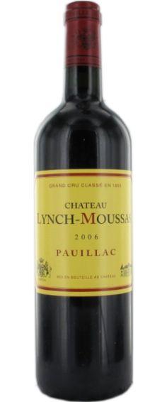 Château Lynch-Moussas 2006 : Le vin a beaucoup gagné en densité ces dernières années et le 2006 est un beau vin serré à attendre En savoir plus : http://avis-vin.lefigaro.fr/vins-champagne/bordeaux/medoc/pauillac/d13884-chateau-lynch-moussas/v13885-chateau-lynch-moussas/vin-rouge/2006##ixzz2D2UpNoZi