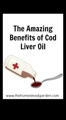 The Amazing Benefits of Cod Liver Oil