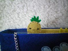 Mon Planner / DIY clip Ananas! Paper Clip PIneapple