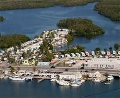 San Carlos RV Park And Islands (Fort Myers Beach, Florida)  Waterfront camping and MH rentals. Great wildlife. Planned activities in winter season. Extremely friendly. Family owned & operated. Loyal staff. Customer satisfaction is our main goal! Free Wi-Fi throughout park.  http://www.goodsamcamping.com/travel/campgroundsandrvparks/generalinfo.aspx?cgid=810000133