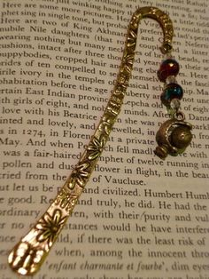 Steampunk globetrotter Bookmark £4.00