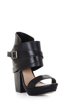 BCBG - Runway Wilder High-Heel Ankle-Cuff Day Sandal