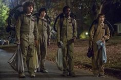 Avoid The Halloween Upside-Down With These Stranger Things Costumes+#refinery29uk