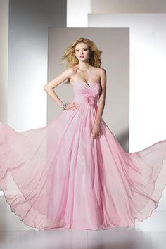 Abiballkleider Lang rosa Strand mehrlagig Abschlusskleider Kleid für Hochzeitsgast [#UD4931] - schoenebraut.com