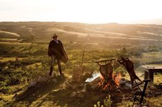 Cook in the Wild | SAVEUR. This is how I want to live.
