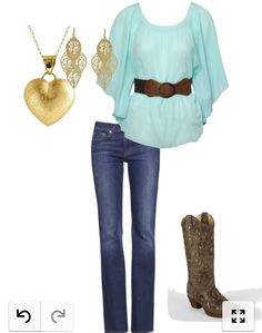 Outfit for fall!