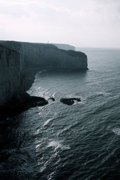Cliffs of Etretat, Normandy | France (by annamarcella24)