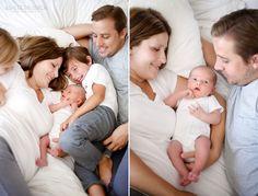 lifestyle newborn & family photography