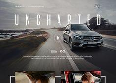 Mercedes Benz, Web Design, Cool Websites, Innovation, Journey, Travel, Instagram, Design Web, Viajes