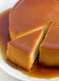 Cream Cheese Quesillo (Flan)