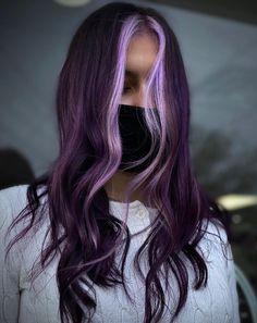 30 Latest Plum Hair Color Ideas for 2021 - Hair Adviser