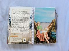 baffledbee:  pages from the past few weeks @journaling-junkie
