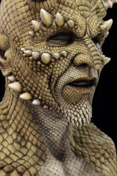 Belial the Demon (Desert) mask