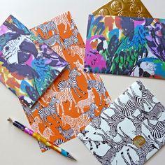 Zanzibar collection by Paperchase Paperchase, Paper Frames, Stationery Paper, Journal Notebook, Stuffed Animal Patterns, Surface Pattern, Print Patterns, Illustration Art, Presentation Boards
