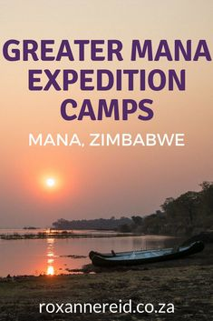 Discover the wilderness on foot, by vehicle and by canoe on Great Plains Conservation's six-night Greater Mana Expedition in Sapi and Mana Pools Zimbabwe. Explore the three camps where you spend two nights each – the accommodation from tents with a view o