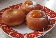 Fánk Doughnut, Muffin, Breakfast, Desserts, Food, Morning Coffee, Tailgate Desserts, Deserts, Eten