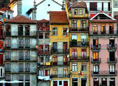 Colors of Porto - Porto, Portugal