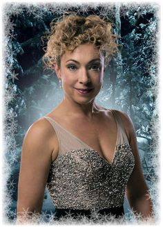 BBC Latest News - Doctor Who - The Christmas Cards of River Song?