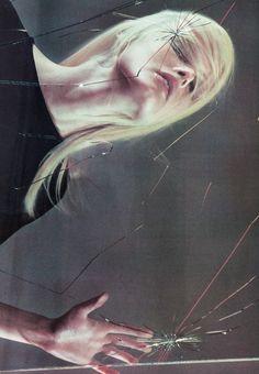 Malgosia Bela/Jil Sander Fall Winter 2000 by David Sims