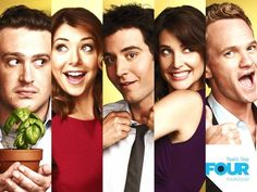 Who Are You Off Of How I Met Your Mother
