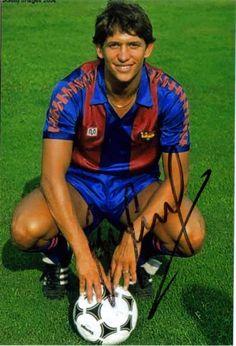 Gary Lineker, F.C. Barcelona