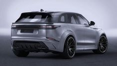 Whether you approve of this modified Range Rover Velar likely reflects how you feel about the base car's attitude. Land Rover's designers penned it as an SUV with clean lines and smooth surfaces, right down to door handles that sit completely flush when the car's locked.