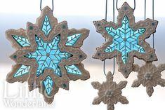 Estrellas de Navidad (galletas de cristal) | Flickr - Photo Sharing!