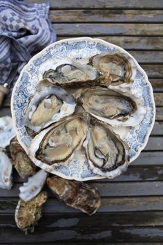 Oysters  highest in Zinc   cooked and raw. also high in copper