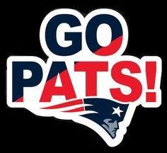 New England Patriots x Xpression Logo Full Color Car Magnet - NFL Patriots Memes, Patriots Team, New England Patriots Football, Pep Guardiola, Manchester United, Messi Gif, Tennis Set, Go Pats, Nfl Shop