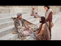 A new bible video where Peter and John heal a crippled man from the authority from Jesus Christ. Life Of Jesus Christ, Jesus Lives, Michael Jackson, Mormon Channel, Church Activities, Bible For Kids, Bible Crafts, Kids Church, Latter Day Saints