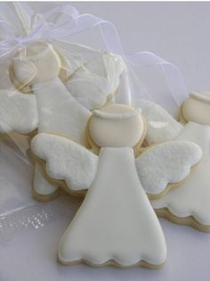 First Communion Baptism Angel cookie (1 dozen)